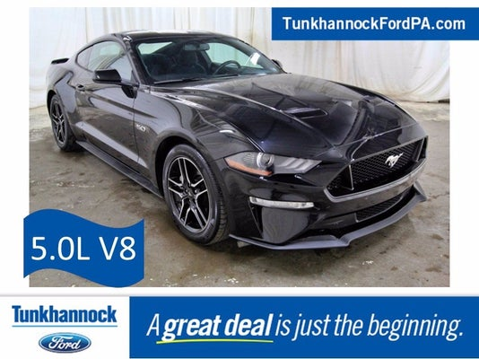 The New Ford Mustang >> 2019 Ford Mustang Gt Fastback